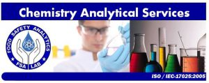 chemistry analytical services